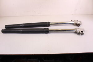 1992-YAMAHA-YZ250-YZ-250-Front-Forks-Shock-Suspension-Fork-PAIR