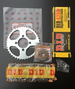DID-Std-Kettensatz-Honda-CBR-125-R-CBR125-JC34-JC39-Bj-04-10-Kettenkit