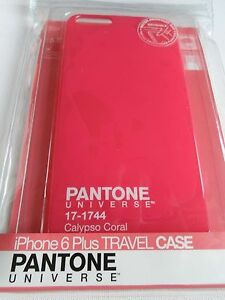 pantone unvierse iphone 6 plus travel case brand new red great case - Rochester, United Kingdom - pantone unvierse iphone 6 plus travel case brand new red great case - Rochester, United Kingdom