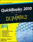 QuickBooks 2010 All-in-one For Dummies by Stephen L. Nelson (Paperback, 2009)