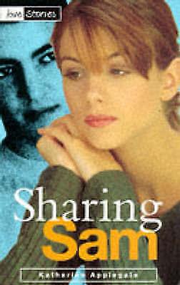 Applegate, Katherine, Sharing Sam (Love Stories), Very Good Book