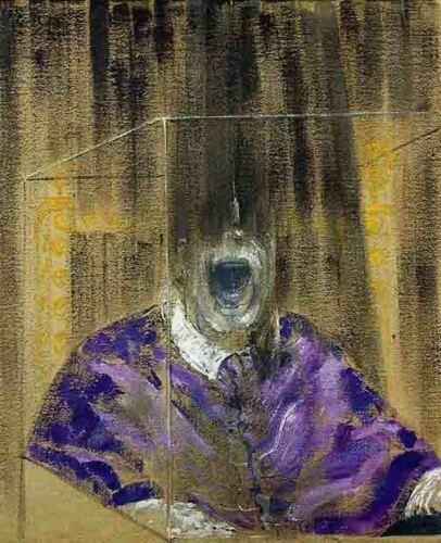 Francis Bacon Archival Quality Art Print 1949 Head VI
