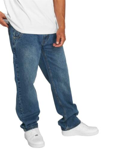 Dangerous DNGRS Männer Loose Fit Jeans Brother in blau Denim Jeanshose