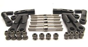 Hot-Bodies-D819rs-TIE-RODS-amp-Turnbuckles-D817-204580-Buggy