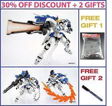 DISCOUNT + GIFTS Tallgeese III 3 MG Master Grade Dragon Momoko 1/100 Gundam Wing