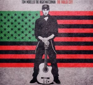 Tom-Morello-The-Nightwatchman-034-The-Fabled-CITY-034-CD-NEUF