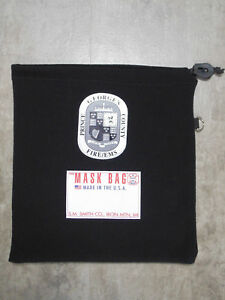S-M-Smith-Co-SCBA-Mask-Bag-MB1-100PG-with-Prince-George-039-s-County-Silkscreen