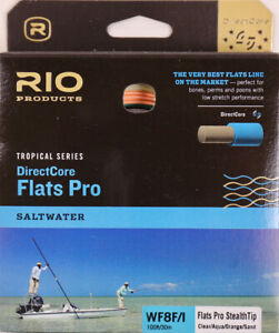 Rio-Flats-Pro-Stealth-Tip-DirectCore-WF8F-I-Fly-Line-FREE-FAST-SHIPPING-6-20465