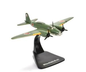 atlas editions Mitsubishi Ki-21 WW11 aircraft 1:144 scale model