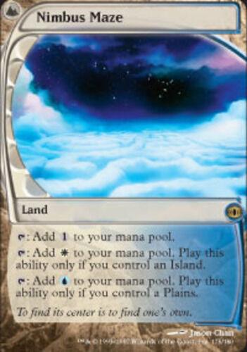 Future Sight Played Nimbus Maze English -BFG- MTG Magic x1 1x