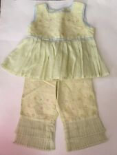 Girls Verde & Mela Outfit Size 55 (US Size 5 )