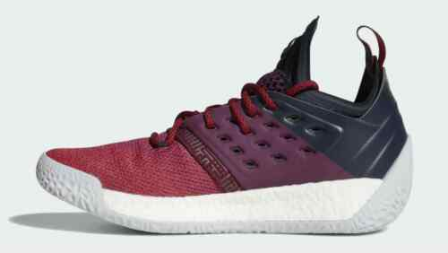 ball chaussures Harden 2 taille Sneakers Adidas 12 Vol Hommes basket Nouveau Ah2124 FxqznwH