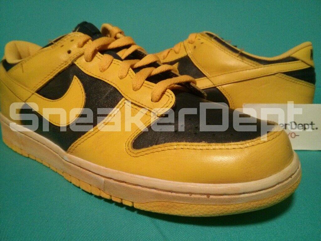DS 2018 446242-700 Nike Dunk Low vntg 446242-700 2018 co.jp NSW QS amarillo / Navy reducción de precios nuevos zapatos para hombres y mujeres, el limitado tiempo de descuento 0d7ae8