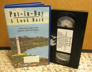 Details about PUT-IN-BAY documentary South Bass Island LOOK BACK Ohio  history VHS travel video