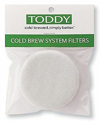 Toddy Cold Brew System Reusable Filter Replacement for Coffee