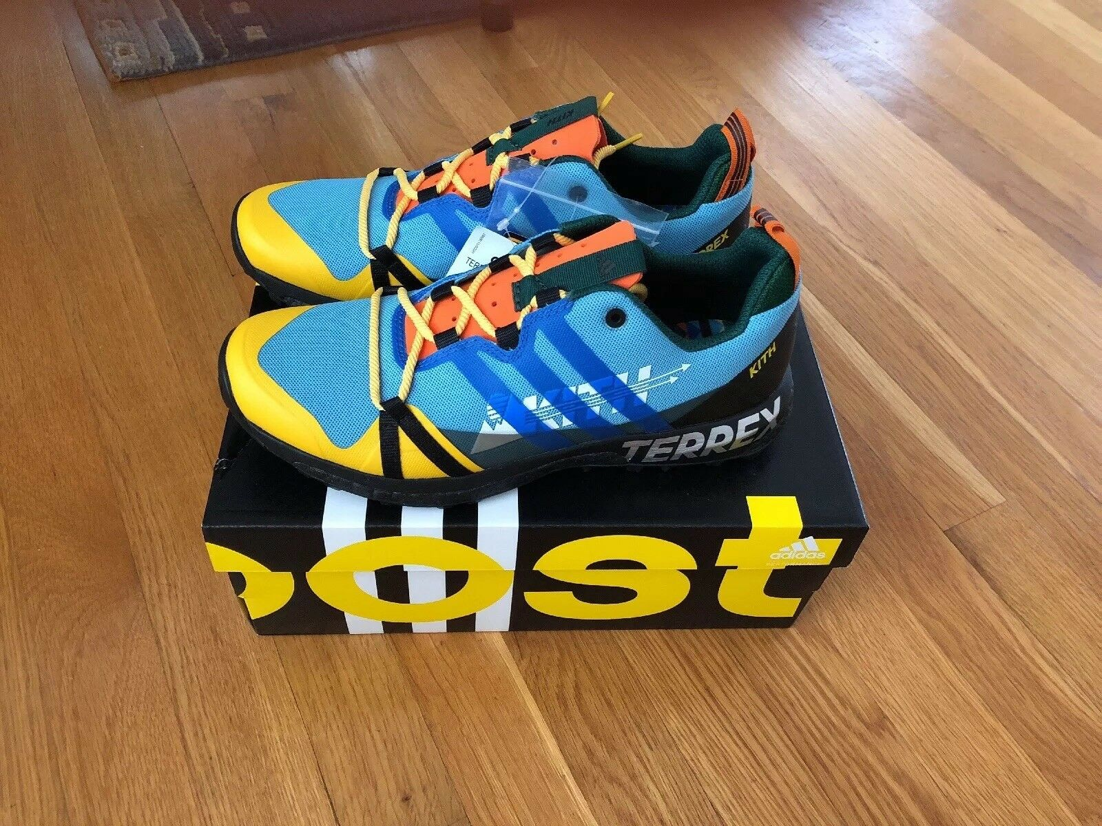 Adidas Terrex Skychaser KITH EEA Agravic Size 7 IN HAND SAME DAY SHIPPING