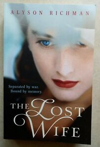 The-Lost-Wife-by-Alyson-Richman-Paperback-2012