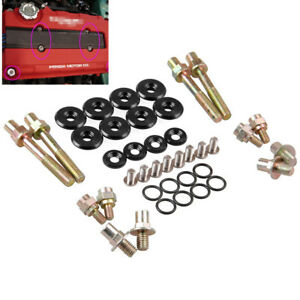 Motor-Bolzen-Schraube-Ventildeckeldichtung-Set-fuer-Honda-Acura-B16-B17-B18