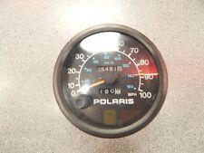 POLARIS SNOWMOBILE 1999-2001 XCF INDY SPEEDOMETER GAUGE 3280303 5,491 MILES