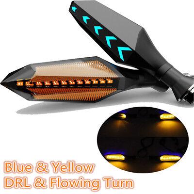 4/Direction Indicators Universal Four Arrows For Moto 12/1/W LED Flashing Light/ /Amber Yellow Orange