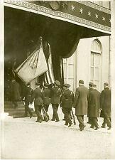 """""""MINISTERE DE LA GUERRE ( Décès de Mr MAGINOT 1932)"""" Photo origin. G. DEVRED/ROL"""