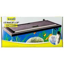 "Tetra LED Hood for Aquariums 20"" x 10"" - 3 Watts - (3 Modules w/ 9 LEDs)"