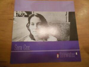 Sara-Cox-Firewater-CD-Velvet-Ed-Music
