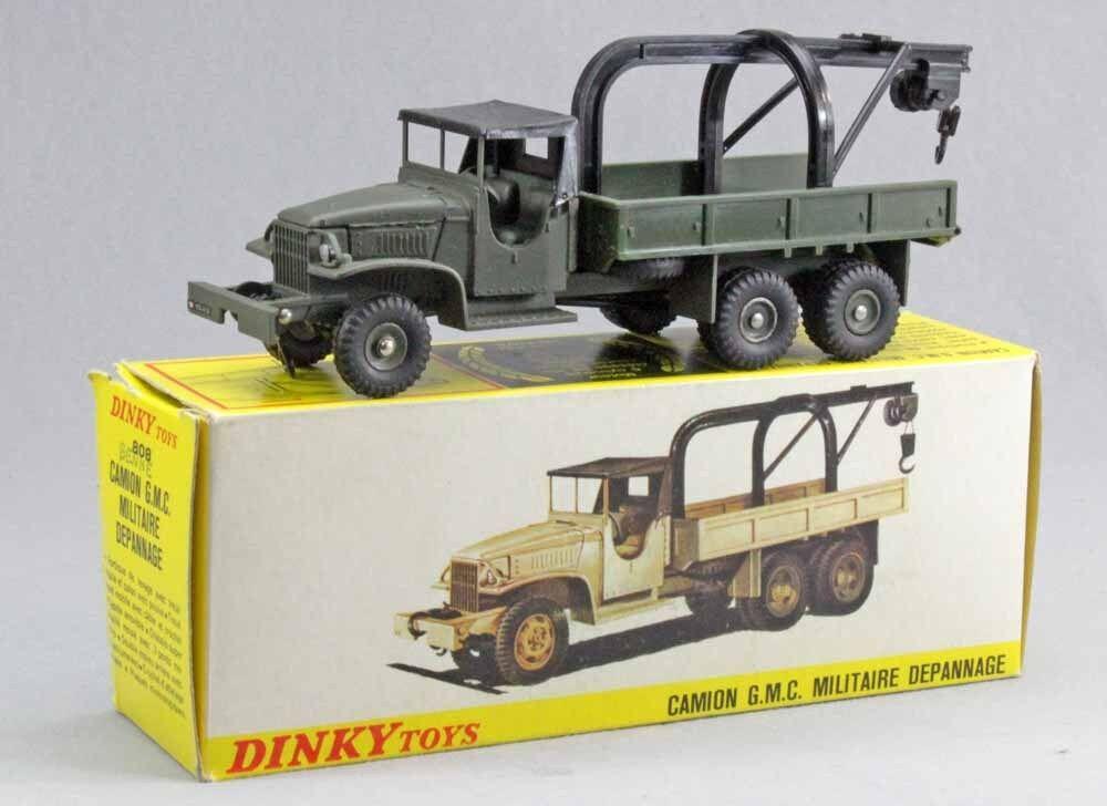 DINKY TOYS 1 / / / 43 ème GMC DEPANNAGE en boite / jouet ancien e7eb98