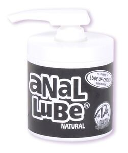 Free anal lube