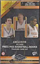 2006 Press Pass Collector's Series 25 Card Rookie Set 1 Auto Or Memorabilia Per