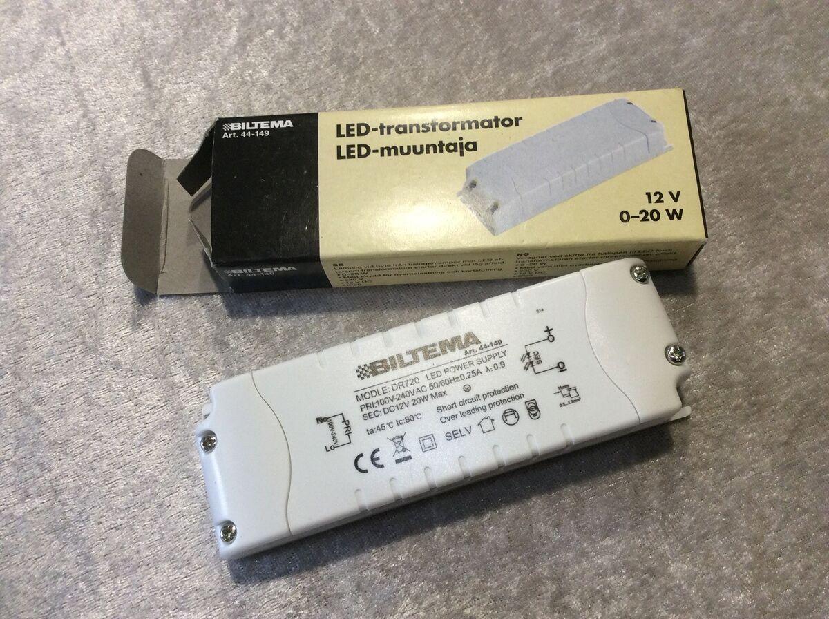 Unika Transformator, LED-Trafo – dba.dk – Køb og Salg af Nyt og Brugt MP-78