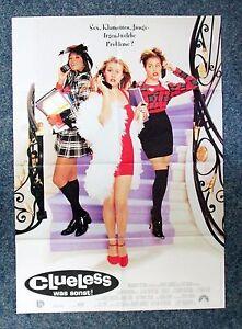 Clueless-Cosa-Altrimenti-Alicia-Sylverstone-A1-Filmposter-Poster-K-472
