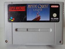 Gioco Snes-Mystic Quest Legend (PAL) (modulo)