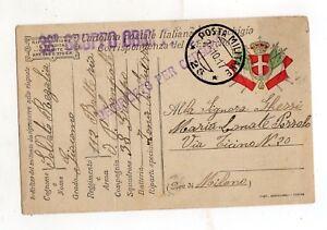 WW1-Posta-Militare-prima-guerra-franchigia-38-GRUPPO-OBICI-PM-26