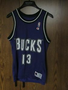hot sales 89460 3a3c7 Details about VINTAGE GLENN ROBINSON MILWAUKEE BUCKS JERSEY SIZE MEN'S 36  NBA CHAMPION