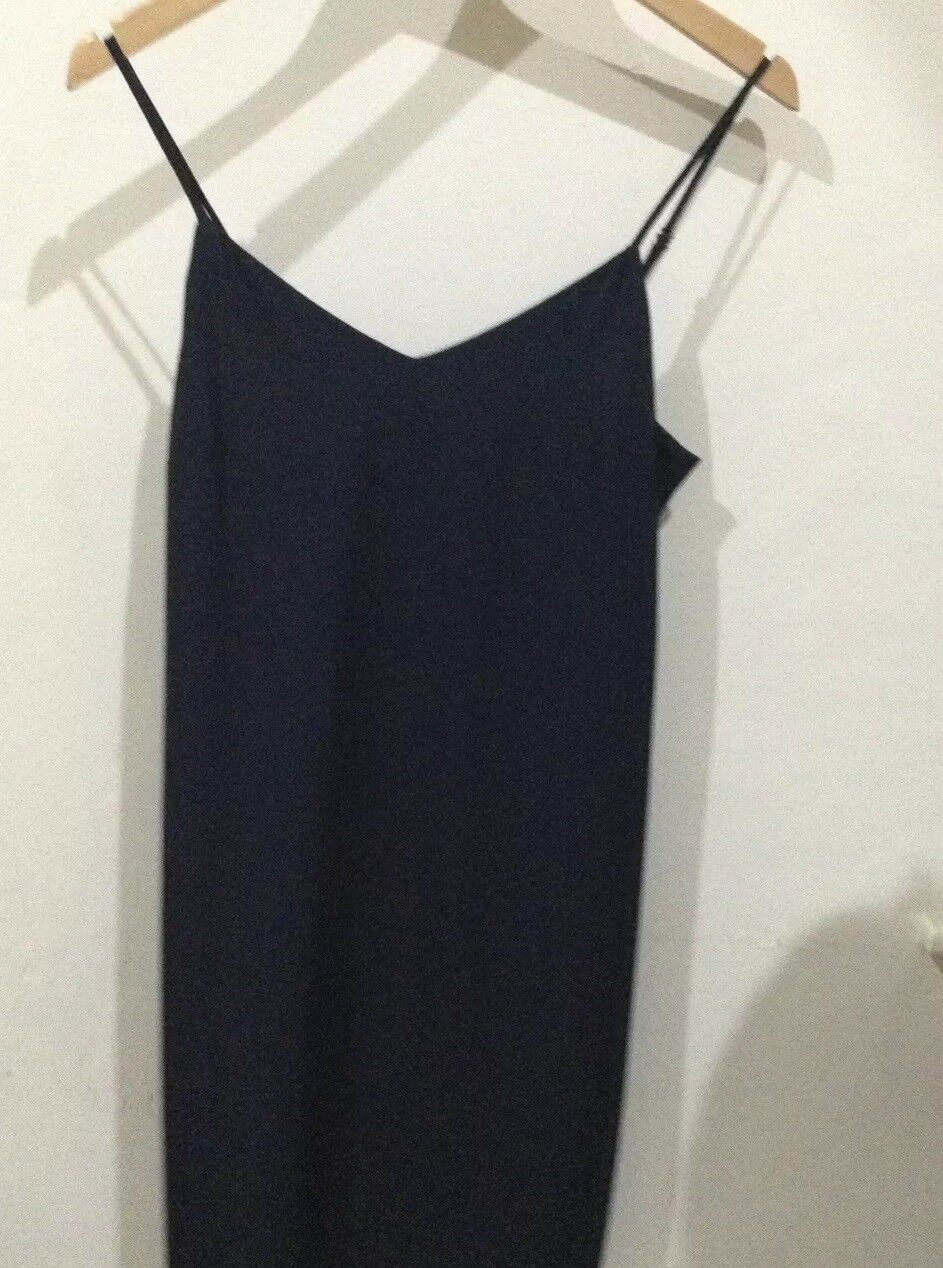 2ND Day Navy 2ND June Strappy Dress Size 12
