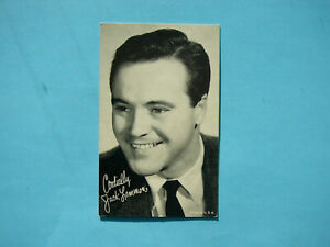 1947-66-TELEVISION-amp-ACTORS-EXHIBIT-CARD-PHOTO-JACK-LEMMON-SHARP-EXHIBITS