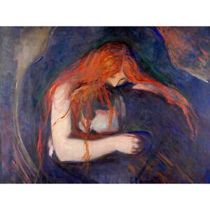 Edvard-Munch-Vampire-1895-Extra-Large-Wall-Art-Print-Premium-Canvas-Mural
