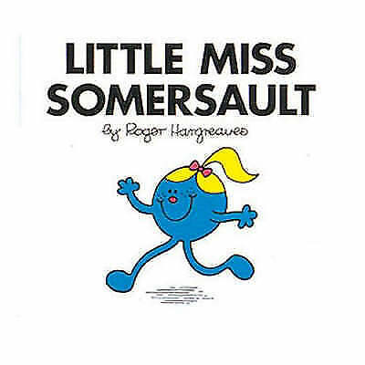 1 of 1 - Little Miss Somersault (Little Miss Library), Hargreaves, Roger, Very Good Book