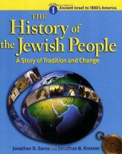 Ancient-Israel-to-1880-039-s-America-The-History-of-the-Jewish-People-A-Story