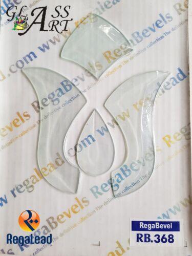 Suncatcher Vidrio Biselado regalead RB368 ventana de plomo de vidrio de color