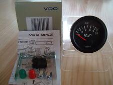 VDO Cockpit Vision 0-10 Bar Öldruckanzeige 12V Motoröl Manometer Classic VW