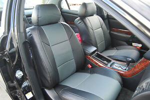 ACURA TL IGGEE SLEATHER CUSTOM FIT SEAT COVER COLORS - Acura tl 1999