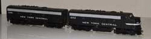 Gauge H0 - diesellokset F7A+B New York Central Digital with Sound 24070 Neu