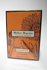Miller Harris Tangerine VERT EAU DE PARFUM 50 ML NUOVO