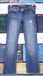 American-Eagle-Outfitters-0-Short-Medium-Wash-Distressed-Slim-Boot-Jeans-Pants