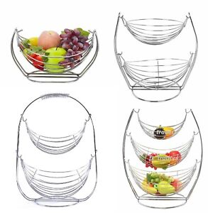 CHROME-WIRE-SWING-BASKET-FRUIT-VEGETABLE-BASKET-TABLE-TOP-WITH-STAND