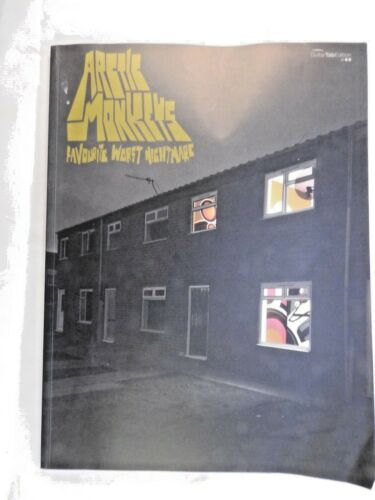 Arctic Monkeys Favourite Worst Nightmare  Guitar Tab Tablature  Vocals