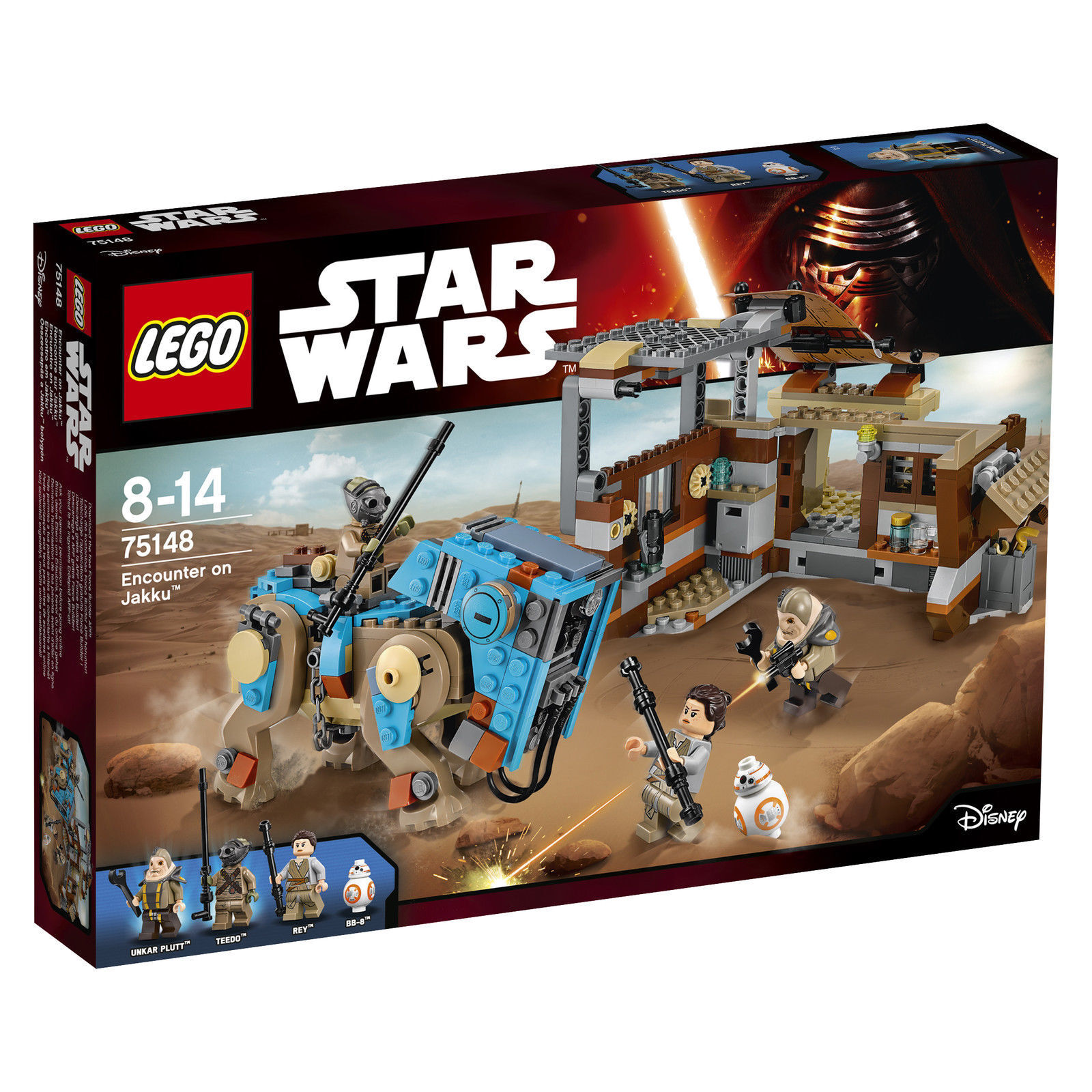LEGO® Star Wars™ Versand (75148) Encounter on Jakku™ inkl Versand Star Wars™ NEU & OVP 8e8ea2