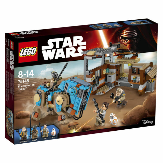 LEGO Star Wars Encounter on Jakku (75148)  NEU OVP